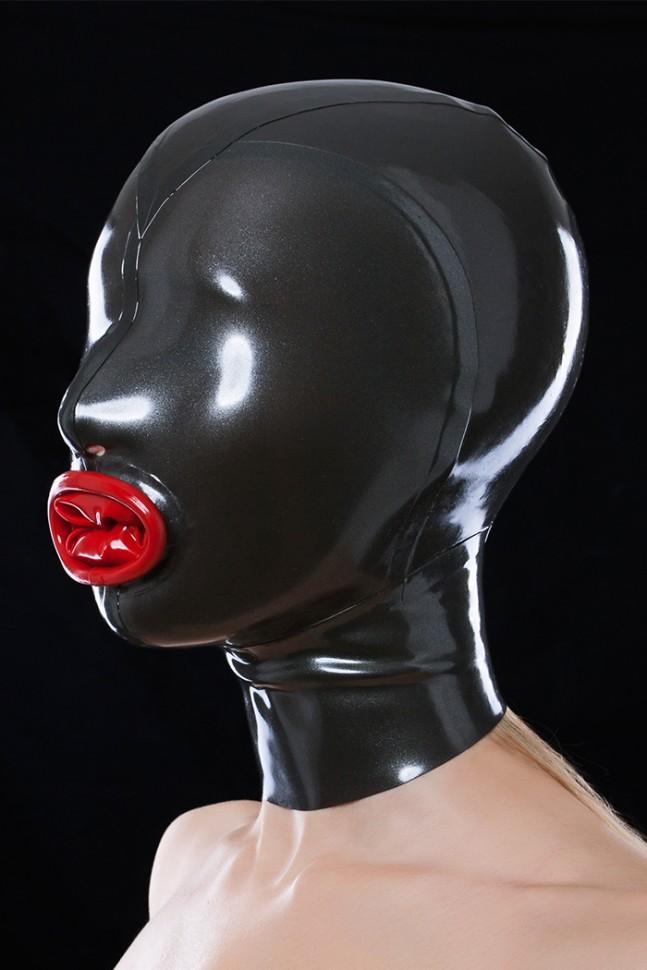 латекс маски фетиш-ещ1
